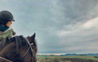 Agriturismo Tenuta i Mandorli - passeggiata a cavallo