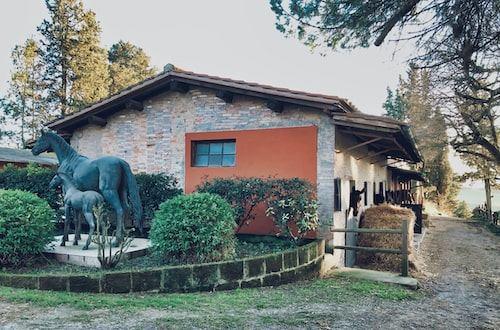 Agriturismo Tenuta i Mandorli - la statua