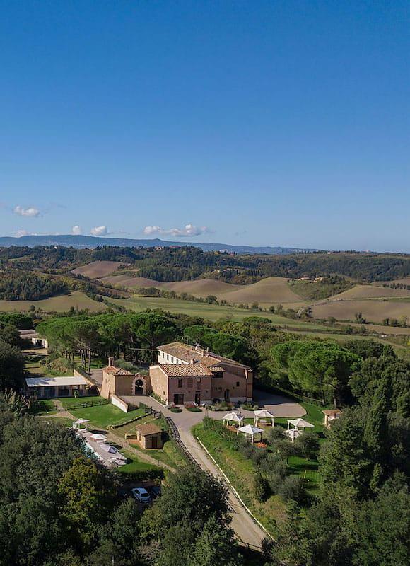 Agriturismo Tenuta i Mandorli - Percorsi in Toscana